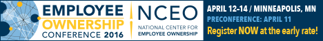Sponsored by NCEO [National Center for Employee Ownership]