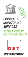 DST Fiduciary Monitoring: Score and Report Plan Investments