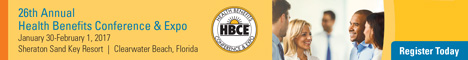Sponsored by Health Benefits Conference & Expo [HBCE]