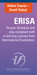 Online Learning Course: ERISA