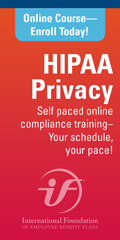 Online Learning Course: HIPAA Privacy