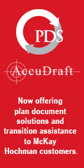 Now offering plan document solutions and transition assistance to McKay Hochman customers.