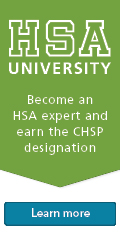 Get recognized with an accredited HSA designation -- Blink100 for $100 off