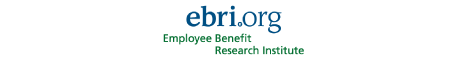 Sponsored by Employee Benefit Research Institute [EBRI]