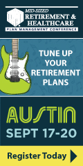 99% Of Attendees Recommend This Retirement Benefits Conference!