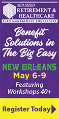 99% of past attendees recommend this Retirement Benefits Conference!