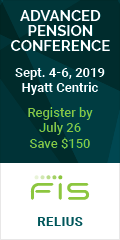 Advanced Pension Conference - Sept. 4-6, 2019