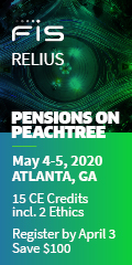 "Pensions on Peachtree �e"" May 4-5, 2020"
