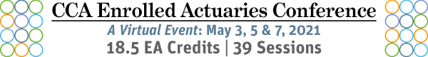Sponsored by Conference of Consulting Actuaries [CCA]