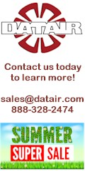 DATAIR summer sale -- contact us today!