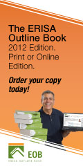 The ERISA Outline Book 2012 Edition. Get Your Copy Today!