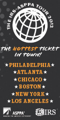 The Hottest Ticket in Town -- ASPPA IRS Conferences!