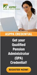 ASPPA Credentials: Find out how you can get  your QPA credential now!