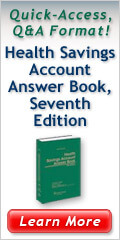 Health Savings Account Answer Book -- Quick Answer Q&A Format