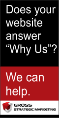 "Does your website answer ""Why Us""?  We can help."