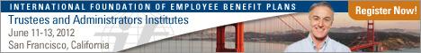 Sponsored by IFEBP (International Foundation of Employee Benefit Plans)