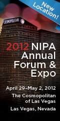 2012 NIPA Annual Forum & Expo (2012NAFE) April 29 - May 2 -- Las Vegas, NV