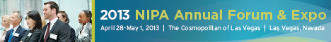 Sponsored by 2013NAFE (2013 NIPA Annual Forum & Expo)
