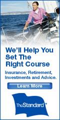 The Standard -- We'll Help You Set the Right Course. Insurance, Retirement, Investments and Advice. Learn more.