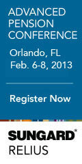 Advanced Pension Conference 2013 in Orlando