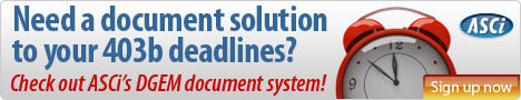 Banner ad for ASC & The ASC Institute