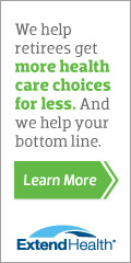 Save up to 50% on retiree health care costs�without reducing benefits!