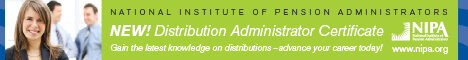 Banner ad for National Institute of Pension Administrators (NIPA)
