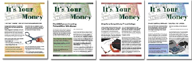 Banner ad for 401khelpcenter.com, LLC