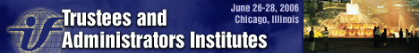 Banner ad for The International Foundation of Employee Benefit Plans