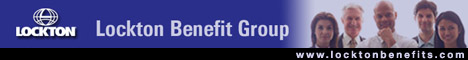 Banner ad for Lockton Benefit Group