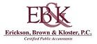 Erickson, Brown & Kloster, P.C. logo