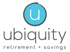 Ubiquity Retirement + Savings logo