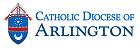 The Catholic Diocese of Arlington logo