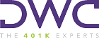 DWC - The 401(k) Experts logo