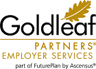 Goldleaf Partners, part of FuturePlan by Ascensus logo