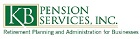 KB Pension Services logo
