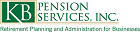 KB Pension Services logo