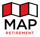 MAP Retirement logo