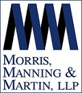 Morris, Manning & Martin, LLP logo