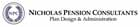 Nicholas Pension Consultants logo