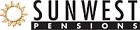 Sunwest Pensions logo